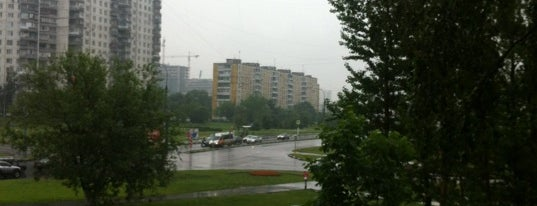 1-й микрорайон Ясенево is one of All-time favorites in Russia.