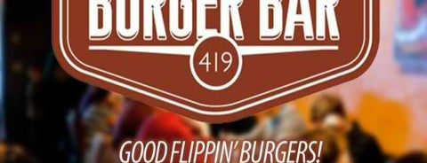 Burger Bar 419 is one of Places in the mighty #toledo area. #ttown #visitUS.