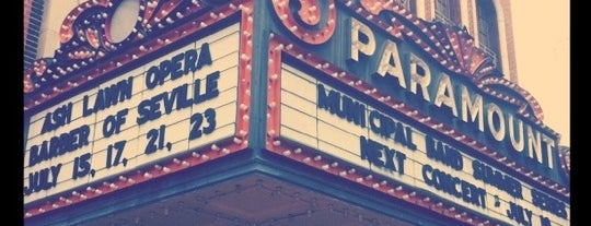 The Paramount is one of Awesomesauce.