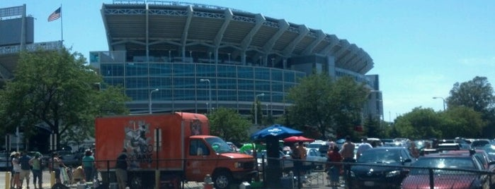 FirstEnergy Stadium, Home of the Cleveland Browns is one of Sport Staduim.