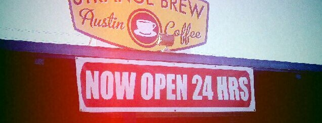Strange Brew Austin Coffee is one of Confessions of a Fresh Brew Expert.