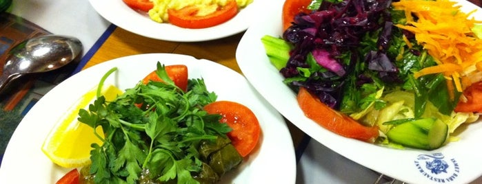 İsmet Baba Restaurant is one of Guardian Arka Sokak Lezzetleri.