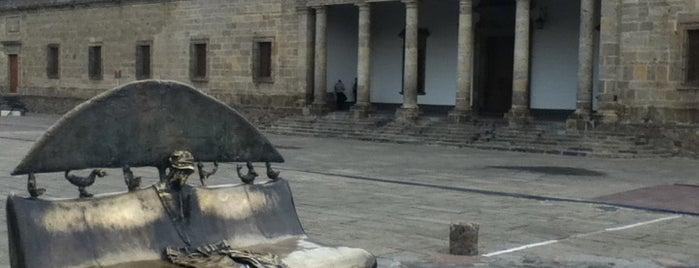 Instituto Cultural Cabañas is one of Museos, Galerias y sitios Historicos de Gdl.