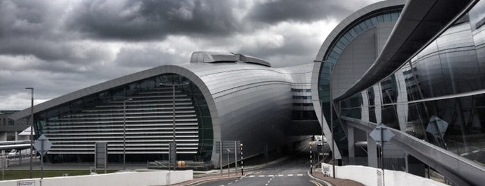 Flughafen Dublin (DUB) is one of Airports been to.