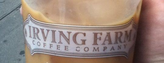 Irving Farm Coffee Company is one of Coffee, coffee, coffee.