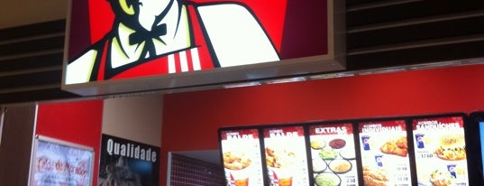 KFC is one of ParkShoppingSãoCaetano.
