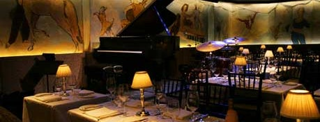 Cafe Carlyle is one of Cabaret's Comeback to NYC.