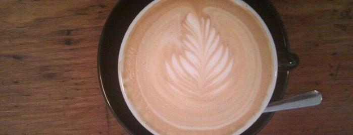 Analog Coffee is one of Coffee & Tea.