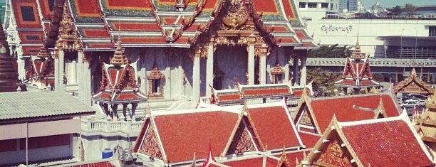 Wat Hua Lampong is one of Visit: FindYourWayInBangkok.