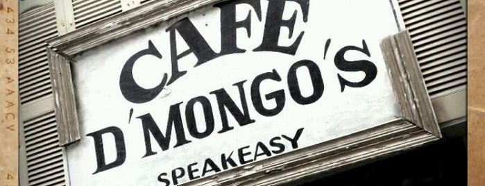 Cafe d'Mongo's is one of Viddles.