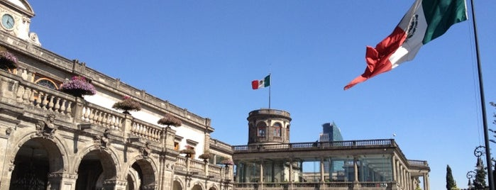 Museo Nacional de Historia (Castillo de Chapultepec) is one of Trips / Mexico.