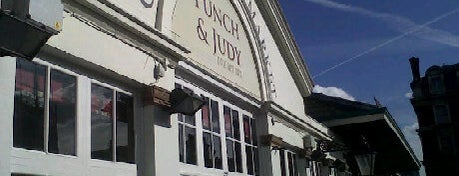 Punch & Judy is one of Places to Visit in London.
