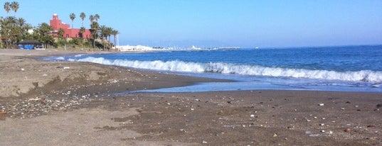 Playa Santa Ana is one of Favorite Great Outdoors.