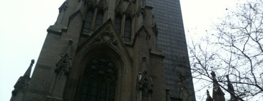 St. Patrick's Cathedral is one of NYC Things To Do.
