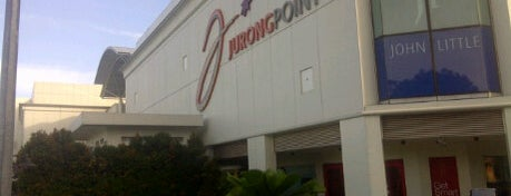 Jurong Point is one of Simply Singapore.