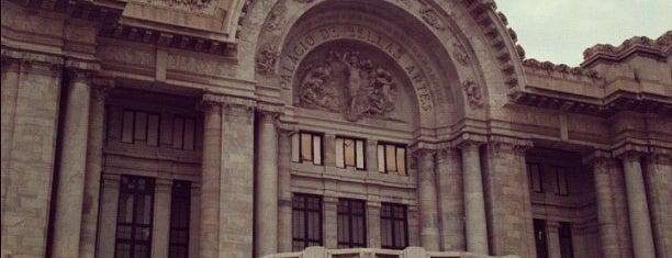 Palacio de Bellas Artes is one of Lugares favoritos en el D.F y Edo de Mex.