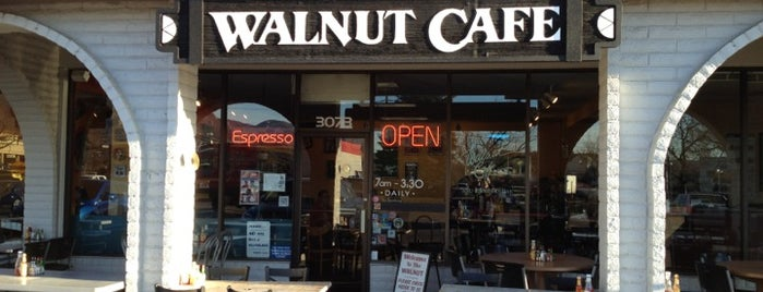 Walnut Cafe is one of Places I like in Denver.