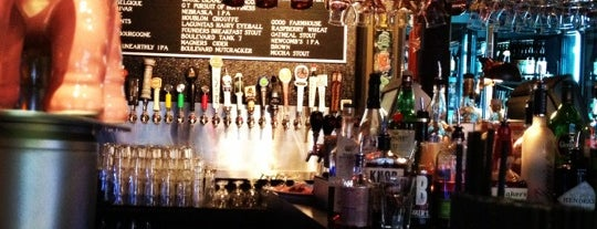 The Foundry is one of Best Beer Bars in KC.