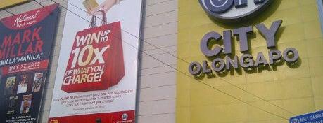 SM City Olongapo is one of Malls.