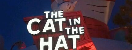 The Cat in the Hat is one of Florida Trip '12.