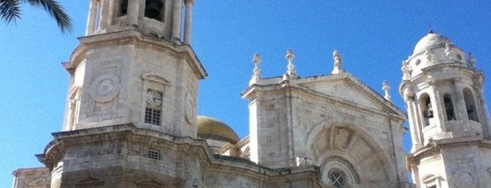 Catedral de Cádiz is one of 101 cosas que ver en Andalucía antes de morir.