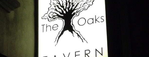 Oaks Tavern is one of My favorite Pubs and clubs.