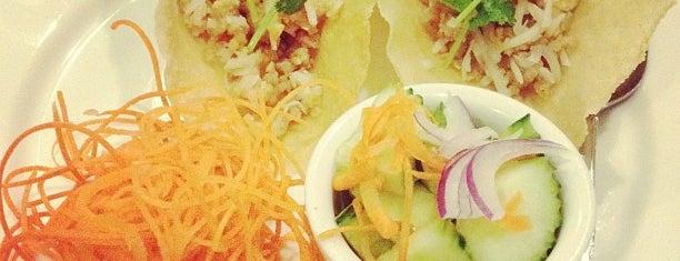 Siam Lotus Thai Cuisine is one of SF.