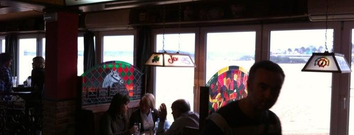 Old Cormoran Tavern is one of Santander.