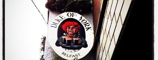 The Dark Horse is one of Belfast.