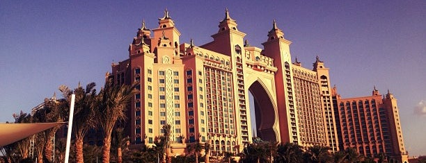 Atlantis The Palm is one of World Sites.