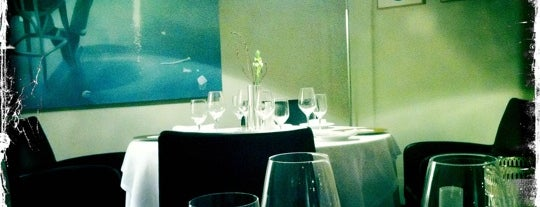 Osteria Francescana is one of Gourmet.