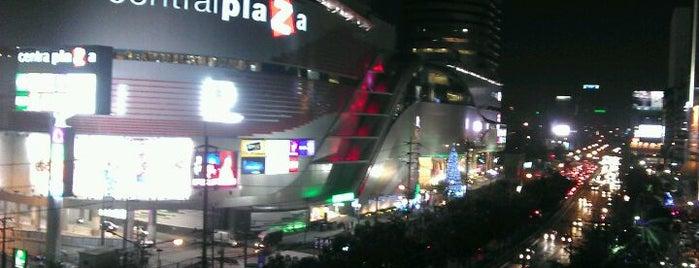 CentralPlaza Grand Rama 9 (เซ็นทรัลพลาซา แกรนด์ พระราม 9) is one of Bangkok (กรุงเทพมหานคร).