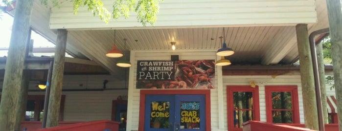 Joe's Crab Shack is one of Must-visit Food in Gaithersburg.