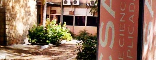 CCSA - Centro de Ciências Sociais Aplicadas (Goiabão) is one of UFRN.