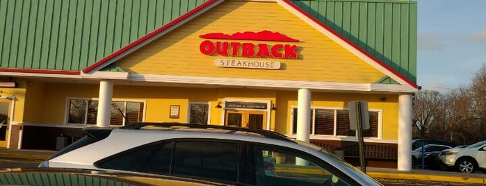 Outback Steakhouse is one of great food.
