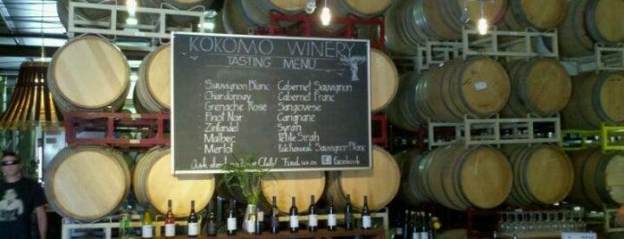 Kokomo Winery is one of Wine Road Picnicking- al Fresco Perfetto!.