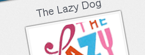 The Lazy Dog is one of Paris To Do.