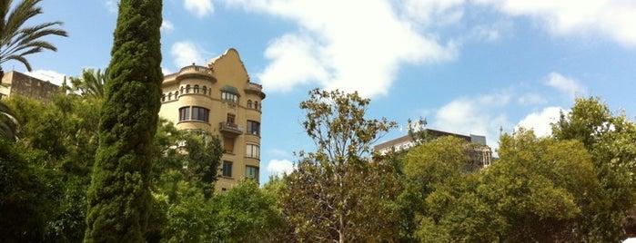 Palau Robert is one of Museus i monuments de Barcelona (gratis, o quasi).