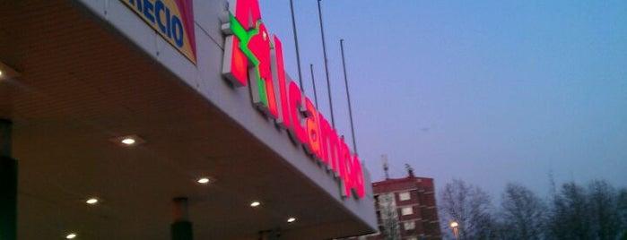 Alcampo is one of Mis favoritos de Vigo.