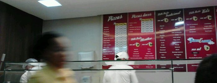Shake Pizza is one of Food Fortaleza!.