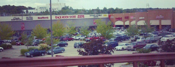 Tanger Outlet Branson is one of Places I End Up Frequently.