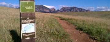Cowdry Draw Trailhead is one of Boulder Area Trailheads #visitUS.