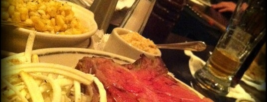 The Prime Rib is one of Baltimore Sun's 100 Best Restaurants (2012).
