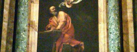 Chiesa di San Luigi dei Francesi is one of l'amore [a Roma] dice ciao.