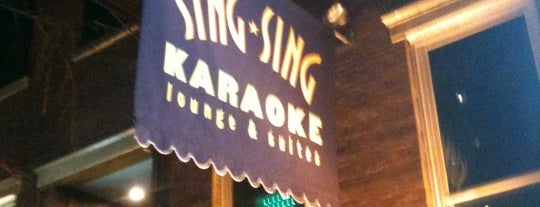 Sing Sing Karaoke is one of N....YC.