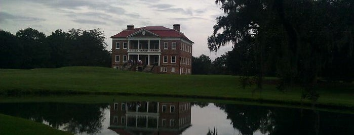 Drayton Hall is one of Charleston, SC #visitUS.