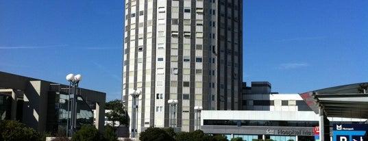 Hospitales y centros de salud de calidad - Hospital universitario de la paz ...