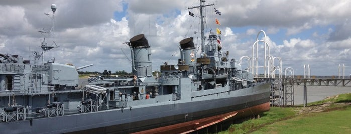 USS Kidd WWII Museum is one of Baton Rouge Things to Do.