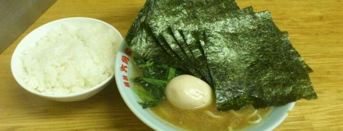 六角家 六角橋本店 is one of ラーメン!拉麺!RAMEN!.