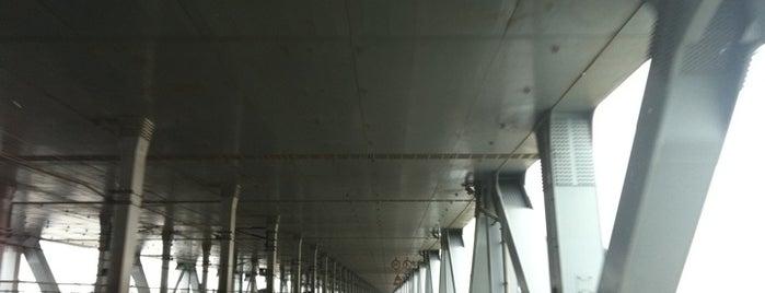 영종대교 (Yeongjong Bridge, 永宗大橋) is one of 주변장소5.
